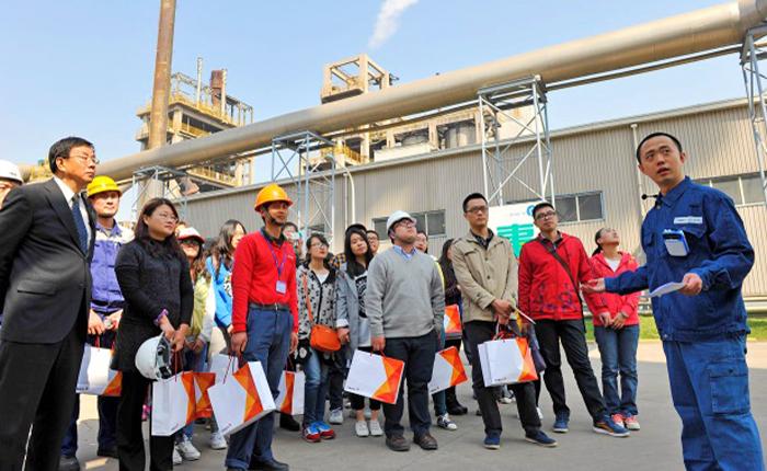 Tianjin Open-to-Public Day