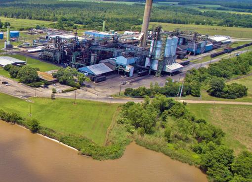 Franklin, Louisiana plant